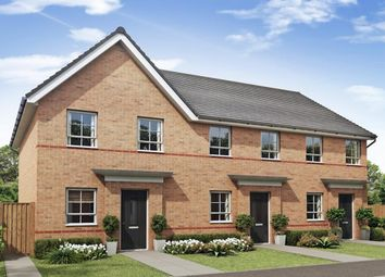 """Thumbnail 2 bed semi-detached house for sale in """"Richmond"""" at Blackpool Road, Kirkham, Preston"""