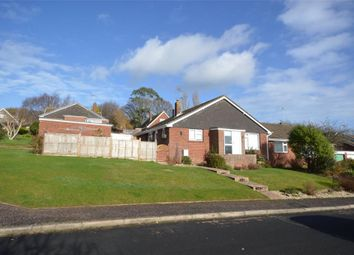 Thumbnail 3 bed semi-detached bungalow to rent in Ashley Crescent, Sidmouth, Devon