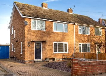 Thumbnail 3 bed semi-detached house to rent in Broadway West, York