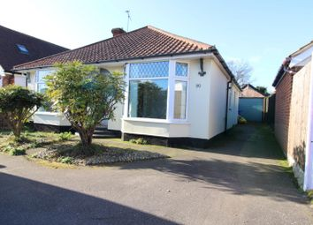 Thumbnail 2 bed bungalow to rent in Bixley Road, Ipswich