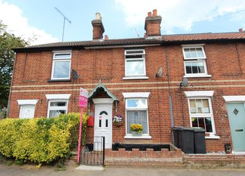 2 bed terraced house for sale in The Street, Bramford, Ipswich IP8