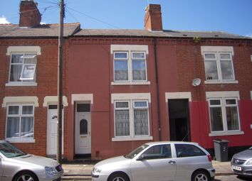 Thumbnail 3 bedroom terraced house to rent in Luther Street, Leicester