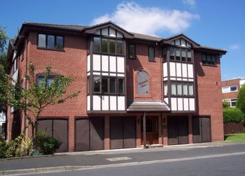 Thumbnail 2 bed flat for sale in Chatsworth Manor, Ladybrook Road, Bramhall, Stockport, Cheshire