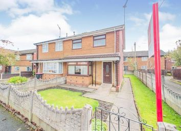 Thumbnail 3 bed semi-detached house for sale in Worsley Street, Swinton, Manchester, Greater Manchester