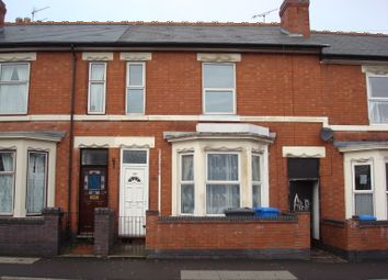 Thumbnail 4 bedroom terraced house for sale in Walbrook Road, Derby