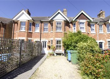 Thumbnail 2 bed terraced house for sale in Pottery Road, Whitecliff, Poole, Dorset