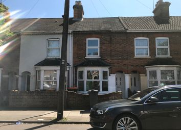 Thumbnail 4 bed terraced house to rent in Howard Avenue, Bedford
