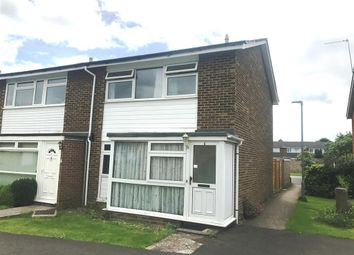 Thumbnail 3 bed semi-detached house to rent in Brickwell Walk, Hazlemere, High Wycombe