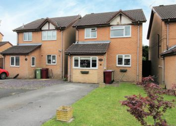 Thumbnail 3 bed detached house for sale in Bricky Close, Clowne, Chesterfield