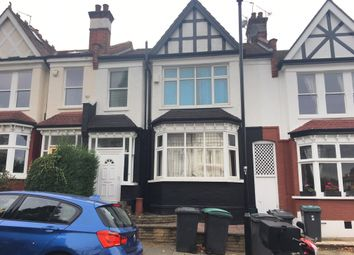 Thumbnail 5 bed terraced house to rent in Talbot Road, Alexandra Palace, London