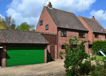 Thumbnail 5 bedroom detached house for sale in Grove Road, Brockdish, Diss