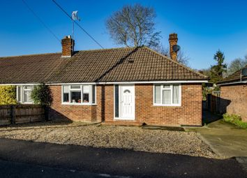 Thumbnail 3 bed bungalow for sale in Underhill, Moulsford, Wallingford