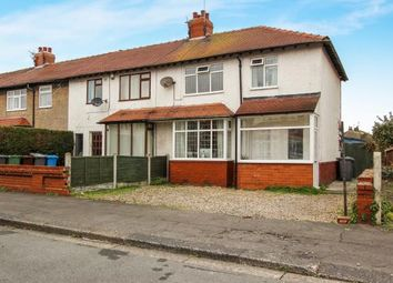 Thumbnail 3 bedroom end terrace house for sale in Blundell Road, Lytham St. Annes, Lancashire, England