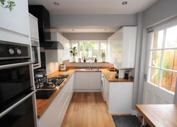 Thumbnail 4 bed terraced house for sale in Hook Road, Epsom