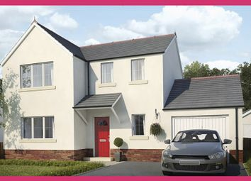 Thumbnail 3 bed detached house for sale in Plot 1, Maes Y Llewod, Bancyfelin