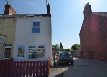 Thumbnail 2 bed end terrace house for sale in Holme Church Lane, Beverley
