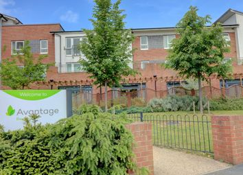 Thumbnail 2 bed flat for sale in Rolls Avenue, Crewe
