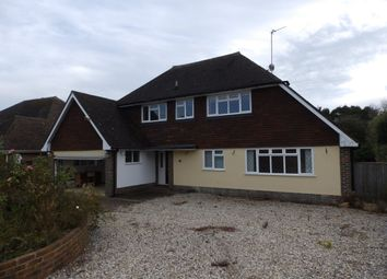 Thumbnail 4 bed detached house to rent in Clavering Walk, Bexhill-On-Sea