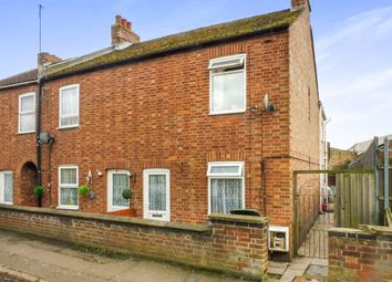Thumbnail 3 bedroom end terrace house for sale in Lewellen Terrace, Chase Street, Wisbech