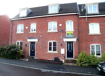 Thumbnail 3 bed town house for sale in Everest Close, Dukinfield