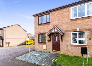 Thumbnail 2 bed semi-detached house for sale in Byron Way, Stamford