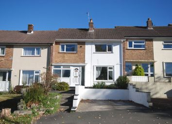 Thumbnail 3 bed terraced house for sale in St. Peters Road, Crownhill, Plymouth