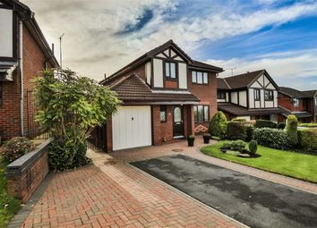 Thumbnail 4 bed detached house for sale in Foxwood Chase, Accrington, Lancashire