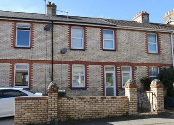 Thumbnail 3 bed end terrace house for sale in Exeter Road, Kingsteignton, Newton Abbot
