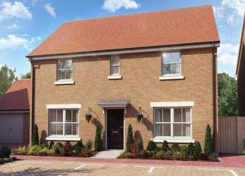 Thumbnail 4 bedroom detached house for sale in Penrose Park, Biggleswade, Bedfordshire