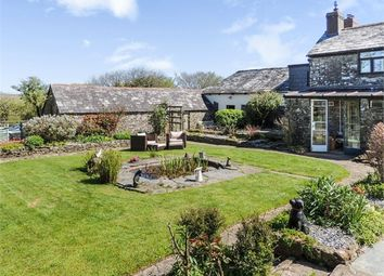 Thumbnail 4 bed detached house for sale in Eastcott, Eastcott, Bude, Cornwall