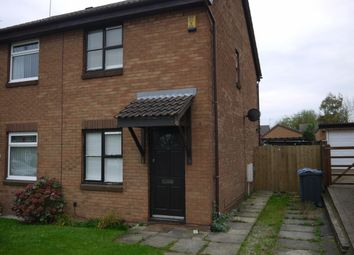 Thumbnail 2 bed semi-detached house to rent in Howdale Road, Hull