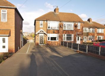 Thumbnail 3 bed semi-detached house for sale in Worksop Road, Swallownest, Sheffield