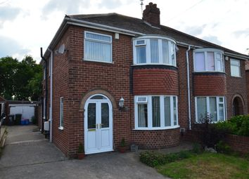 Thumbnail 3 bed semi-detached house for sale in Mill Road, Warmsworth, Doncaster