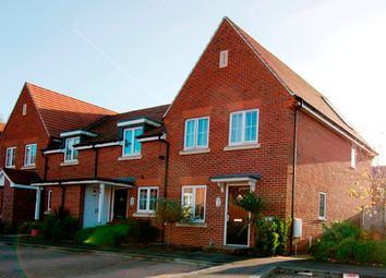Thumbnail 3 bed end terrace house for sale in Hazell Close, Hartley Wintney, Hook