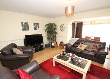 Thumbnail 3 bedroom end terrace house for sale in Apsledene, Gravesend, Kent