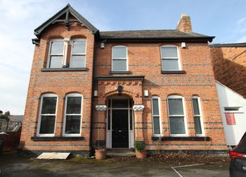 Thumbnail 2 bedroom flat to rent in Hamilton Street, Chester, Cheshire