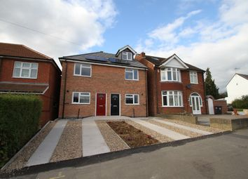 Thumbnail 2 bedroom semi-detached house for sale in Nursery Road, Leicester