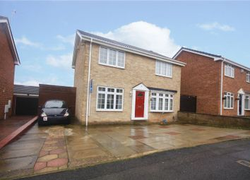 Thumbnail 4 bedroom detached house for sale in Sacriston Close, Billingham