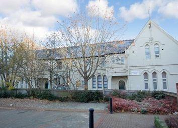 Thumbnail 1 bed flat for sale in Alexandra Court, South Farnborough, Farnborough