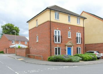 Thumbnail 4 bedroom town house for sale in Bramble, Barley Road, Andover