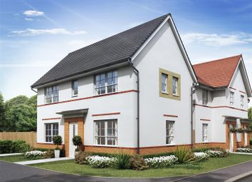 Thumbnail 3 bed semi-detached house for sale in Alexander Gate, Off Waterloo Road, Hanley, Stoke-On-Trent