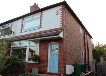 Thumbnail 3 bed semi-detached house for sale in Clarence Road, Grappenhall, Warrington, Cheshire