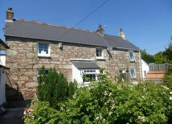 Thumbnail 3 bed semi-detached house for sale in Tresevern Hill, Tresevern, Stithians, Truro