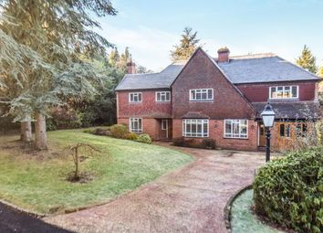 Thumbnail 5 bed detached house for sale in Leatherhead, Surrey
