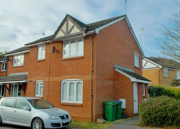Thumbnail 1 bed semi-detached house to rent in Eyston Drive, Weybridge