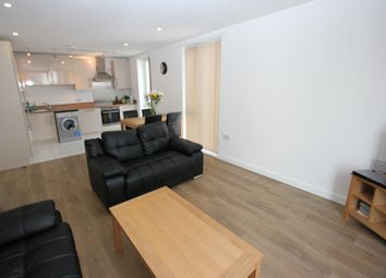 Thumbnail 3 bed flat for sale in Lonsdale House, 2 Equinox Square, London