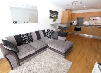 Thumbnail 1 bedroom flat for sale in Alcock Crescent, Crayford