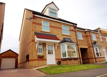 Thumbnail 4 bed link-detached house for sale in Vulcan Mews, Doncaster