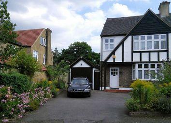 Thumbnail 4 bed semi-detached house to rent in Ashurst Walk, Croydon
