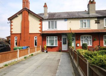 Thumbnail 2 bed terraced house for sale in Station Road, Great Sankey, Warrington